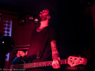 Steve at Brillobox. Photo by Trevor Richards.