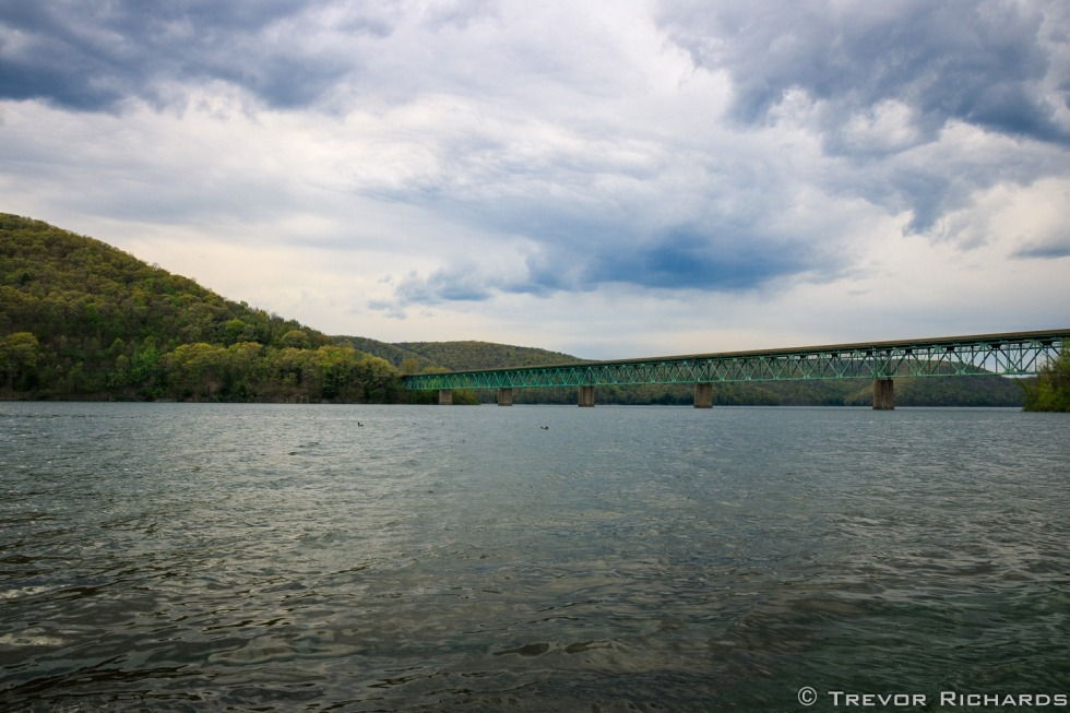 Allegheny National Forest, Kinzua Beach. Photo by Trevor Richards.