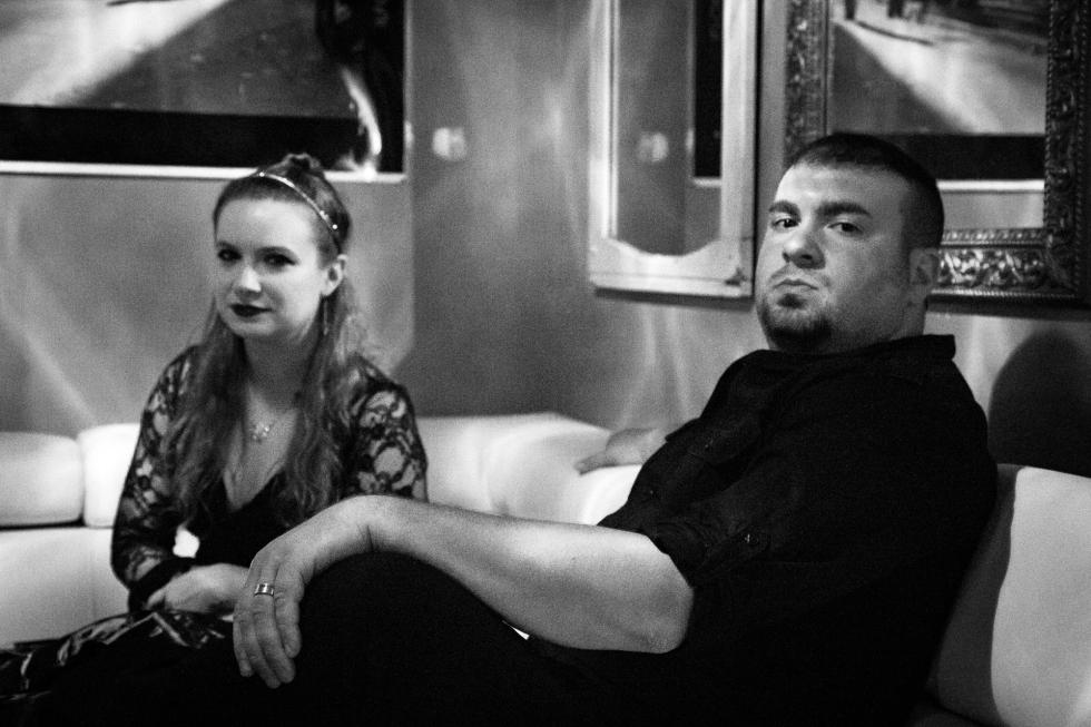 Jennifer and Rick of Baroque Monody